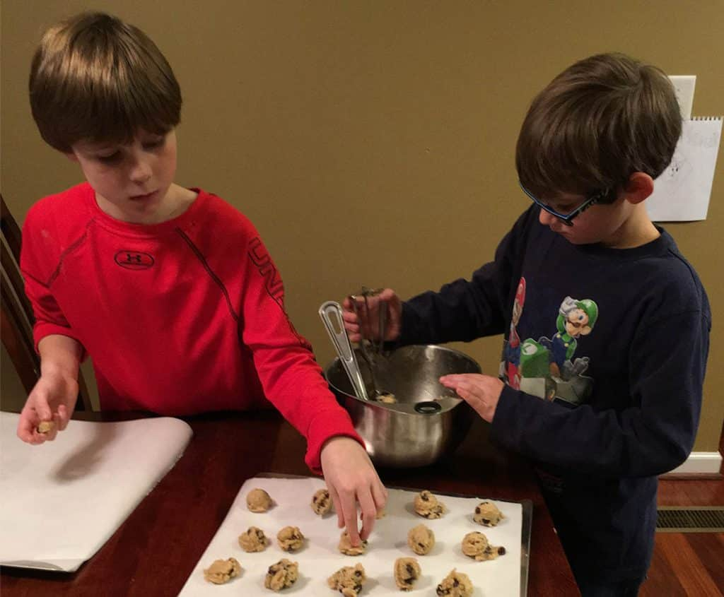 webelos teachable recipes cookies 3