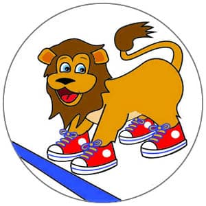 Lion Cub Scout Adventure On Your Mark