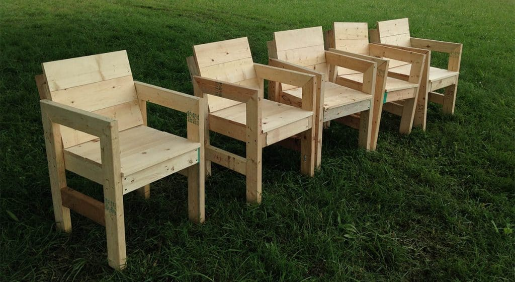 cub scout chairs
