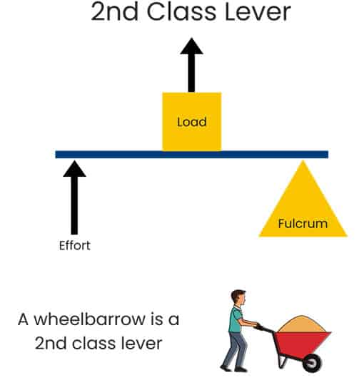 2nd class lever for cub scouts example