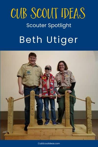 Scouter Spotlight: Beth Utiger