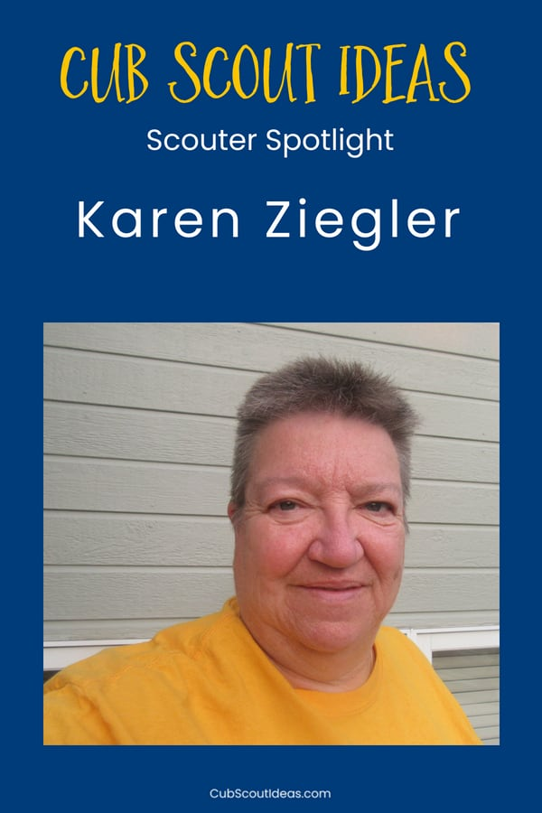 Learn about Karen Ziegler, a devoted Scouter with 22 years experience in our Scouter Spotlight.