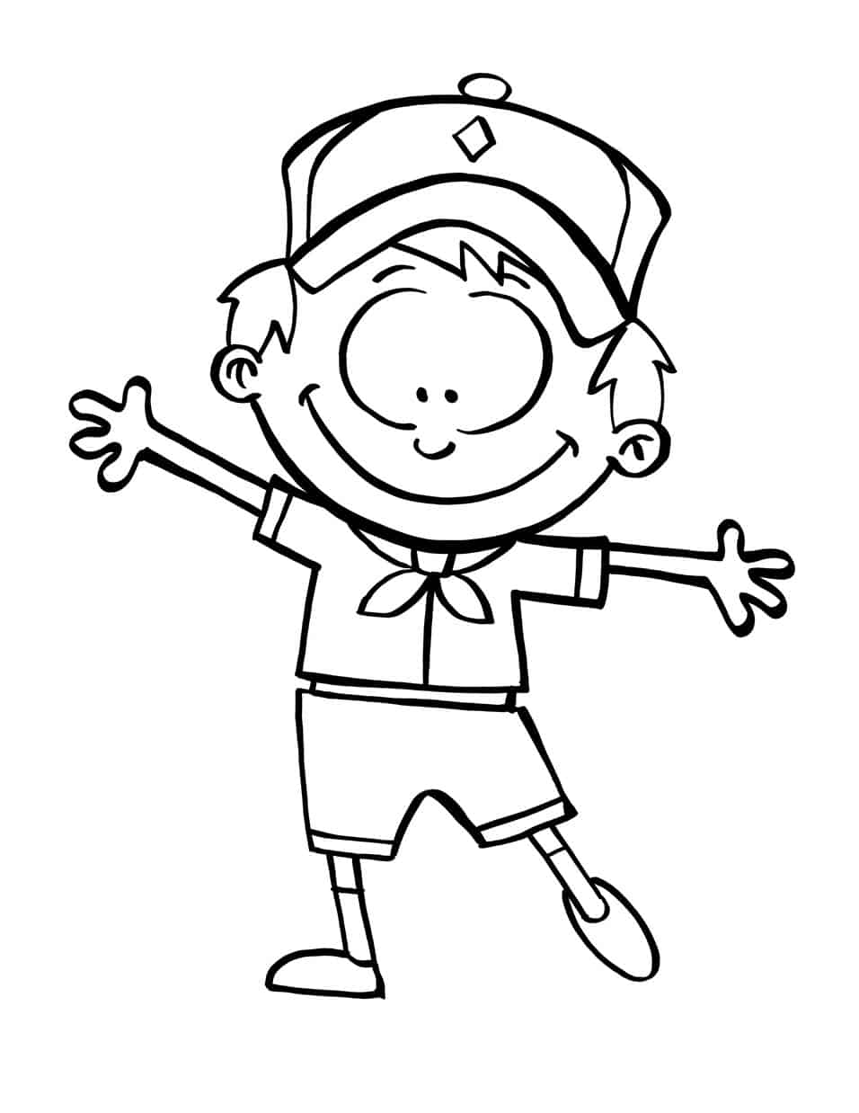 Flat Stanley Coloring Pages | telefonverzeichnis.me | 1238x956