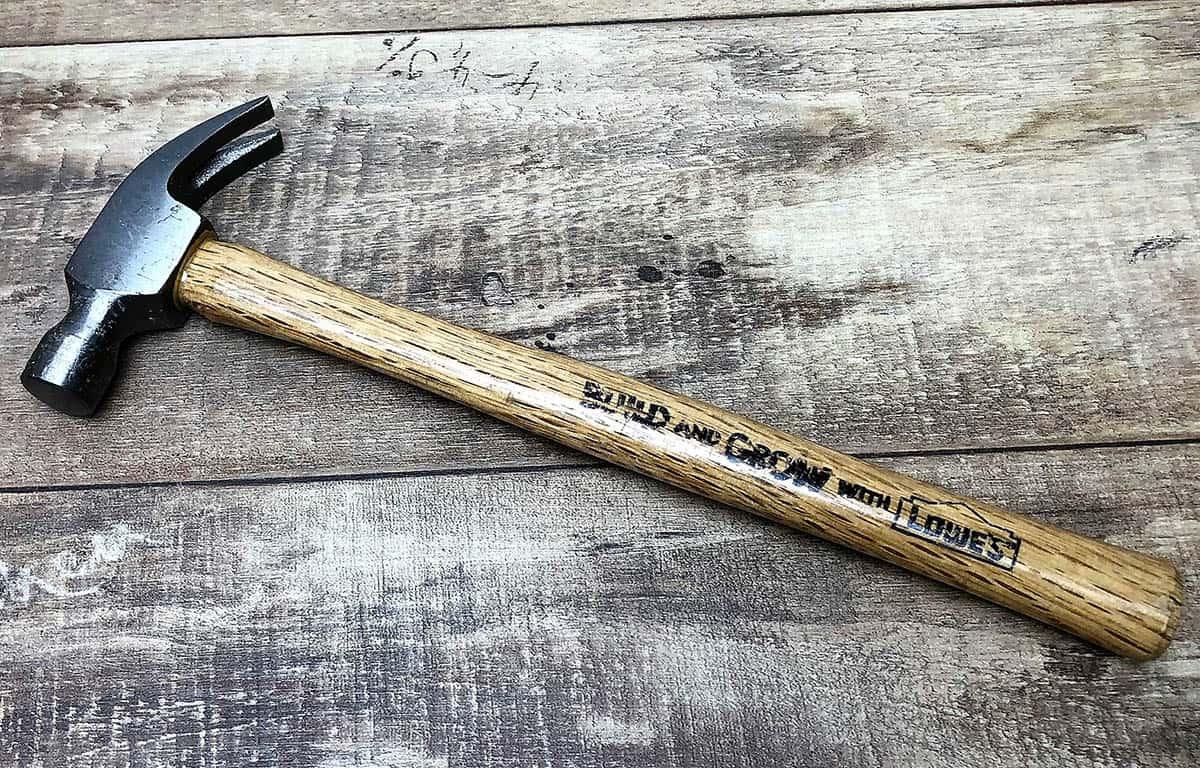 lightweight hammer