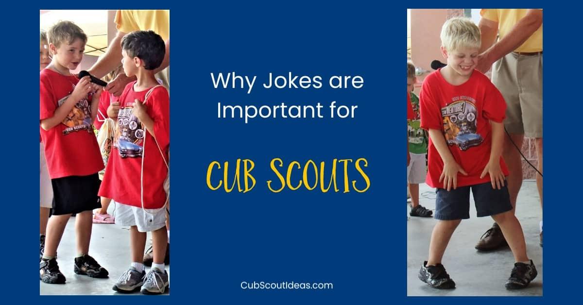 cub scout jokes