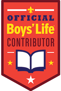 boys' life magazine contributor patch