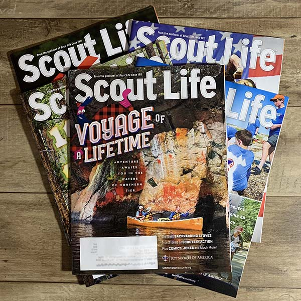scout life magazines