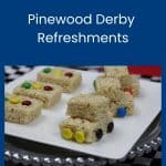 cub scout pinewood derby refreshments