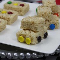 How to Make Rice Krispie Treat Pinewood Derby Refreshments