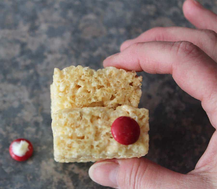 rice krispie treats car assembly pinewood derby refreshments