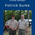 Cub Scout Ideas Scouter Spotlight on Patrick Burke