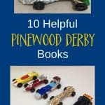 books for pinewood derby