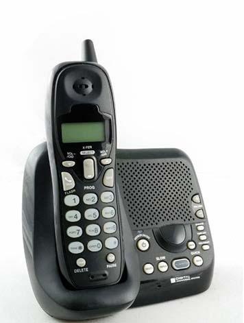 telepon darat tanpa kabel