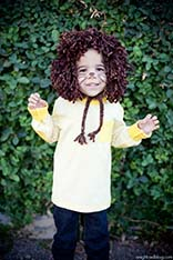 Lion Halloween Costume DIY