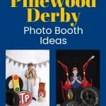 25 pinewood derby photo booth ideas