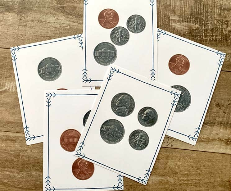 cards for coin war game