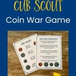 how to make a coin war game