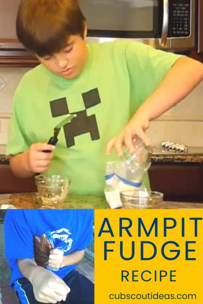 Armpit Fudge Recipe