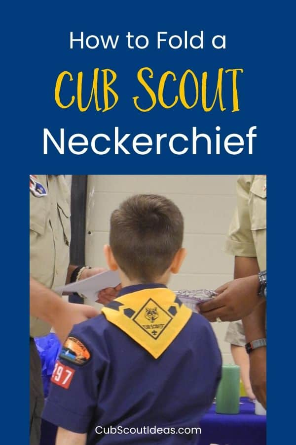 scout neckers