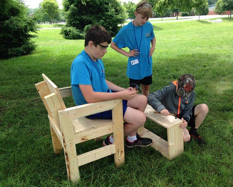 cub scouts building wood projects