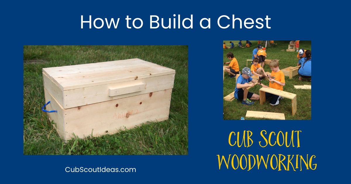 how to build a chest