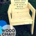 wood chair project