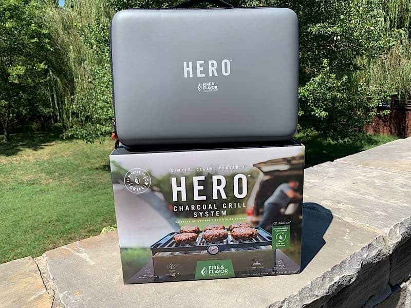 hero grill