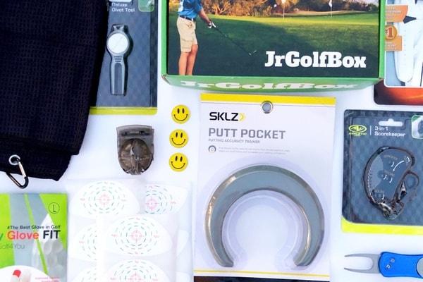 jr kotak langganan golf untuk anak-anak
