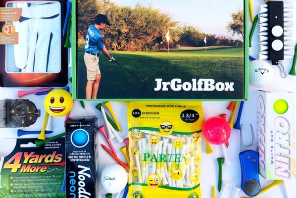 jr golf subscription box