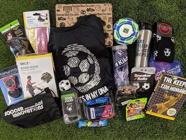 soccer sports box