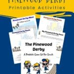 Printables for Pinewood Derby