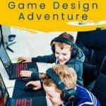 Webelos and Arrow of Light Game Design Adventure