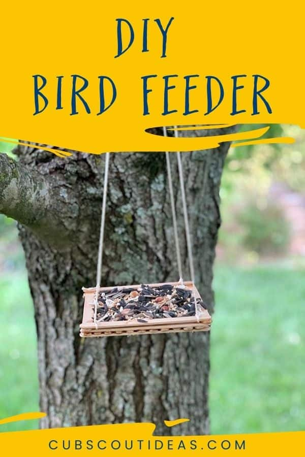 diy bird feeder 1
