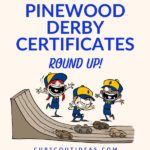 pinewood derby certificates 2