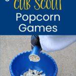Game Popcorn untuk pramuka anak
