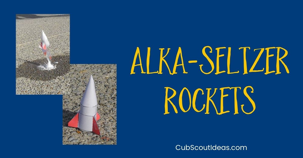 antacid rockets